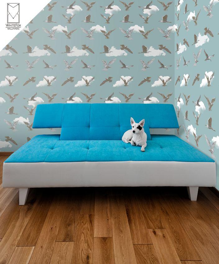 I'm the White Fox. Welcome to my world #whitefoxwallpapers #whitefoxwallpapers #interiors #design