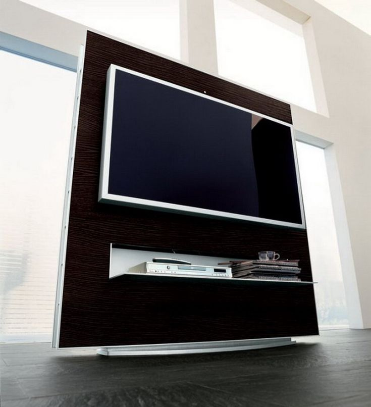 Tv On The Wall Decorating Ideas In The Small Space Room