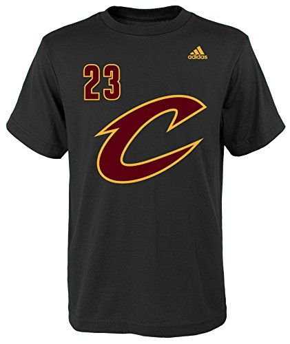 Lebron James Cleveland Cavaliers Youth Black Alternate Logo Name and Number T-shirt  http://allstarsportsfan.com/product/lebron-james-cleveland-cavaliers-youth-black-alternate-logo-name-and-number-t-shirt/  Officially Licensed NBA Merchandise; Machine Washable; LeBron James Represent 'King James' of the Cavs; 23 under the front right