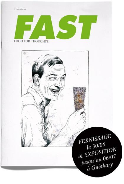 "Inauguration du festival ""OFF"" & lancement du magazine FAST #8 | RawAddict"
