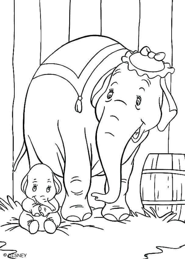 Printable Dumbo Coloring Pages For Kids Free Coloring Sheets Elephant Coloring Page Disney Coloring Pages Horse Coloring Pages