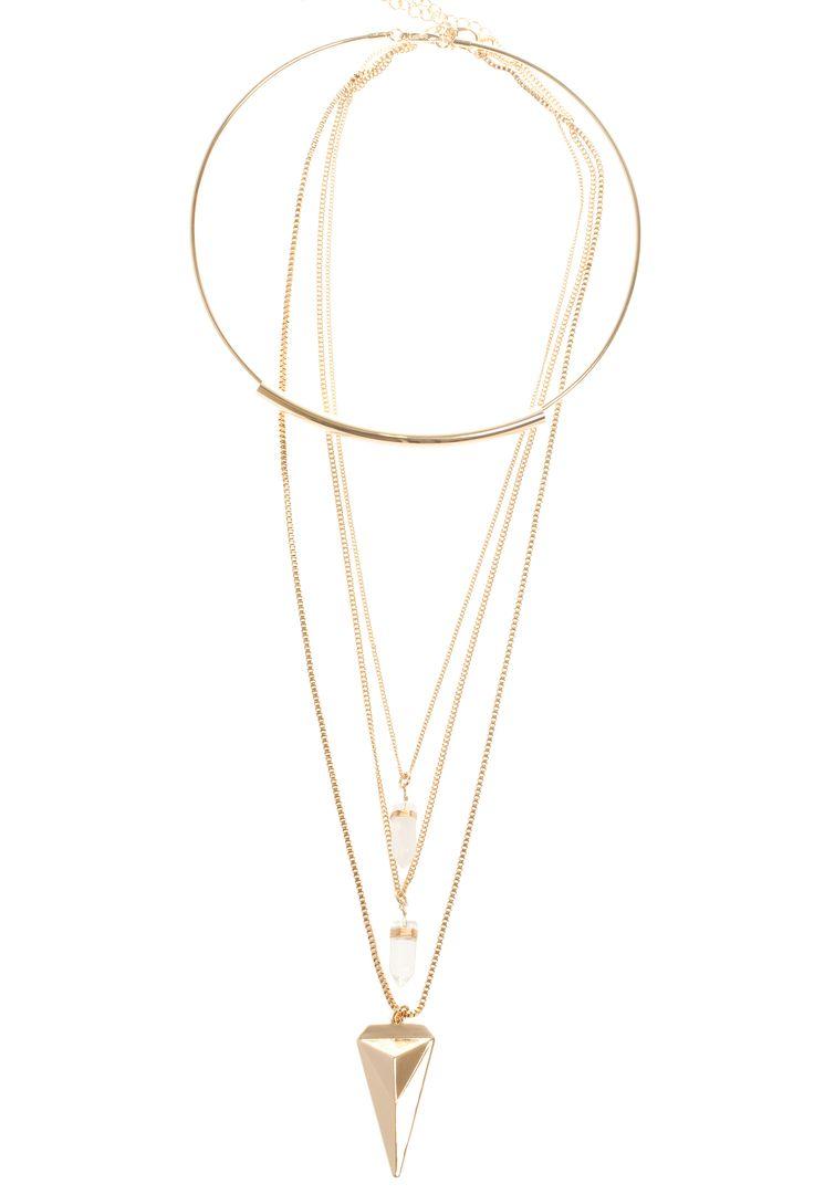 Lovisa Necklace #lovisa #jewellery #accessories #gold #necklace