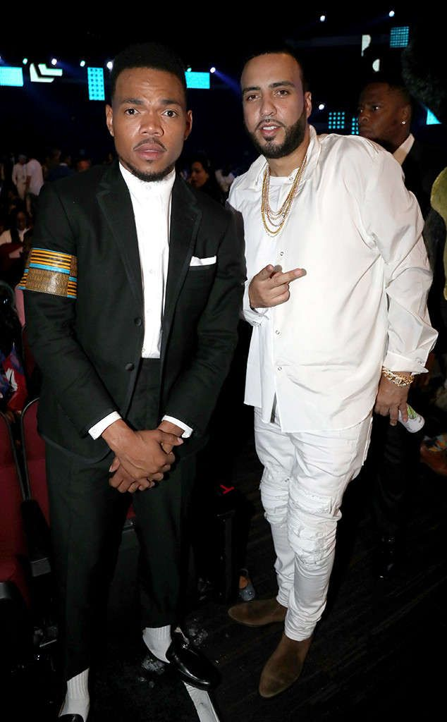 Chance The Rapper et French Montana