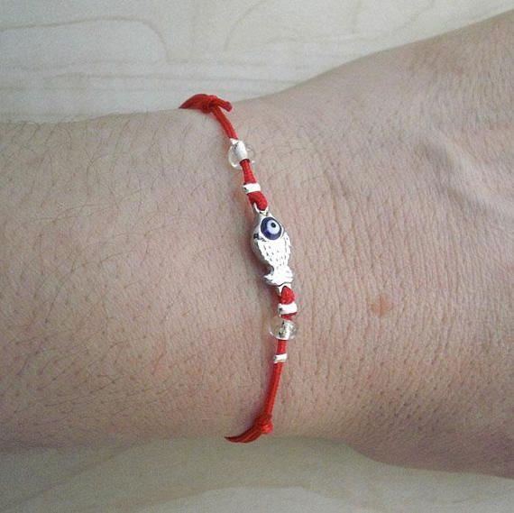 Evil eye bracelet,Red string of fate bracelet,red string bracelet,Kabbalah bracelet,protection bracelet,red evil eye bracelet,lucky amulet