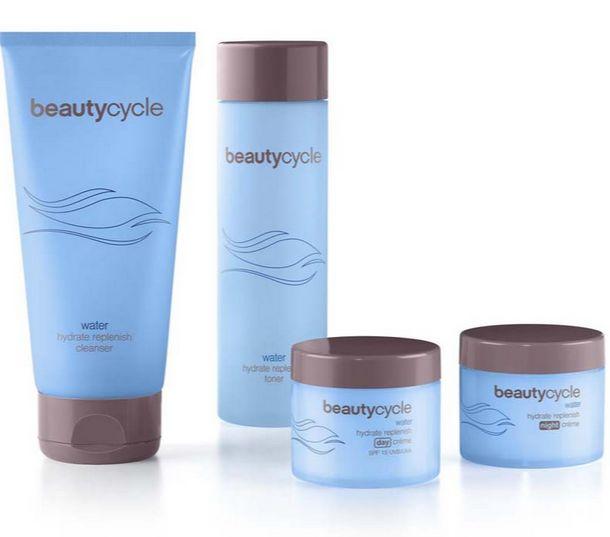 Beautycycle Water Hydratační systém #http://pinterest.com/savate1/boards/