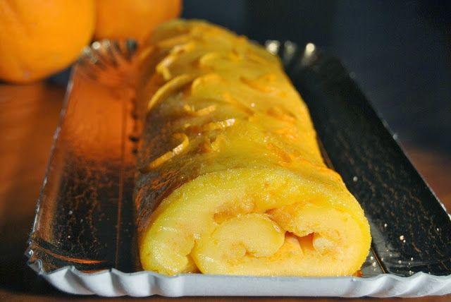 Pão e Beldroegas: Torta de Laranja