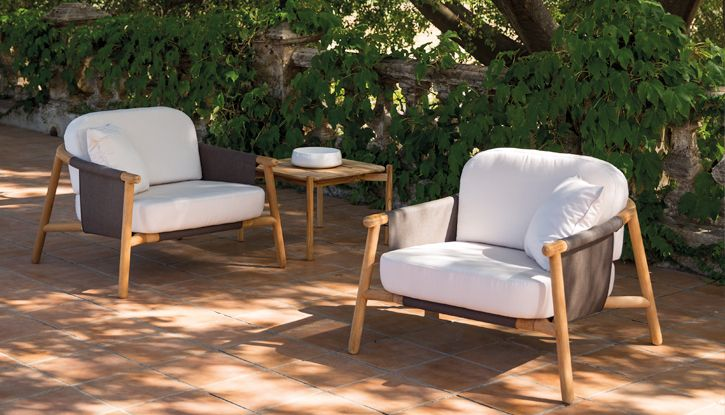 Point hamp collection by francesc rif outdoor furniture pinterest outdoor balcony - Garden in small space collection ...