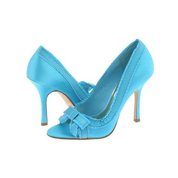 Snapfish:Photo:Owned ❤ liked on Polyvore featuring shoes, pumps, heels, blue, cipele, heel pump, blue shoes, blue pumps, blue heel pumps and blue heel shoes