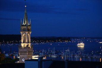 Relax in wintertime - Hotel Viva Sky in Konstanz