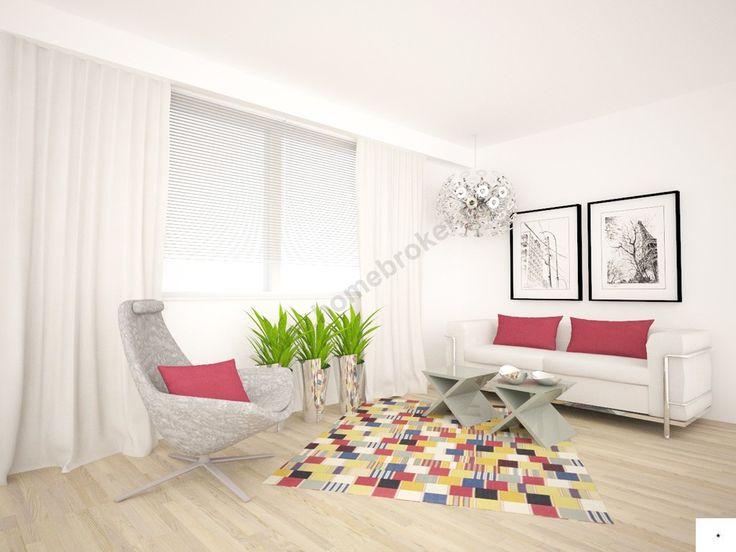 Mieszkanie na sprzedaż: Wrzeszcz, 3 pokoje, 53 m²   Kliknij w zdjęcie i zobacz więcej!