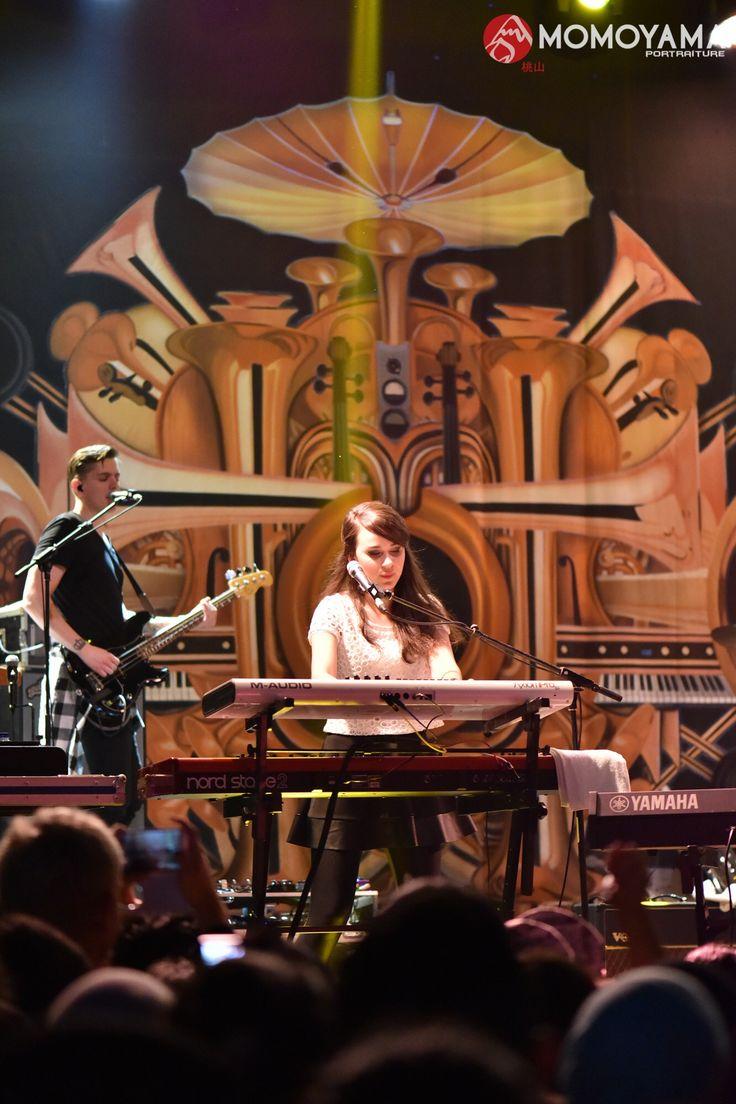 Owl City tour to Jakarta 2015
