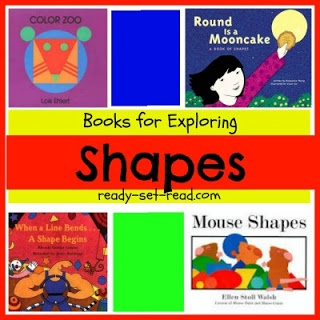 Ready-Set-Read: Preschool Themes Book Lists