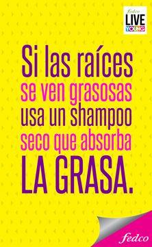 Y libérate de este problema para siempre.  #LiveYoung #MiTipLiveYoung #Hair #Tips. http://www.fedco.com.co/FedcoPlatinum/LiveYoung.aspx