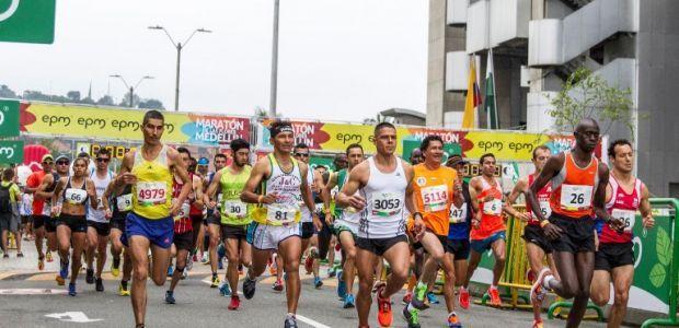 Maratón Internacional de las Flores Medellín 2015 | El ExtraMedios