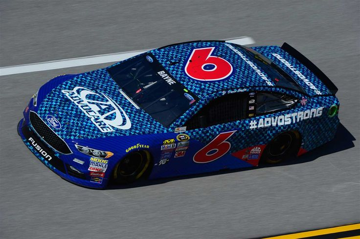 Trevor Bayne will start 11th in the No. 6 Roush Fenway Racing Ford.  Crew Chief: Matt Puccia  Spotter: Roman Pemberton  --  Starting lineup for Talladega Chase for the NASCAR Sprint Cup race | Photo Galleries | Nascar.com