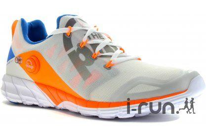 Reebok ZPump Fusion 2 M pas cher - Chaussures homme running Route en promo