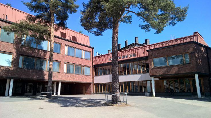 #JYU #Proxima #Seminaarinmäki in Jyväskylä, Finland