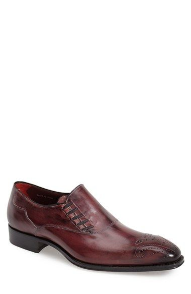 Men's Mezlan 'Spoletto' Leather Loafer