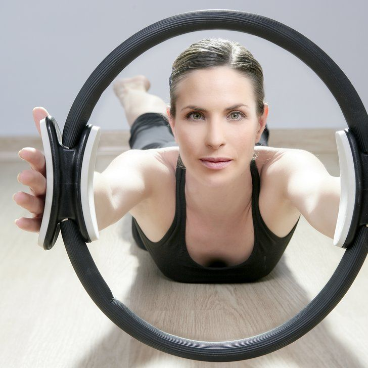 5 Pilates Magic Circle Moves For Your Glutes