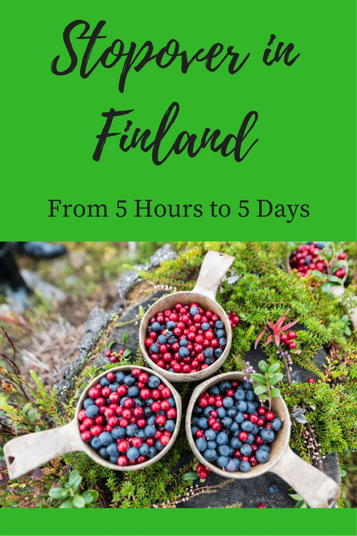 A stopover in Finland is a brilliant idea to break your journey between Europe and Asia. Here are many ideas for what to do during a stopover in Finland, from 5 hours to 5 days!
