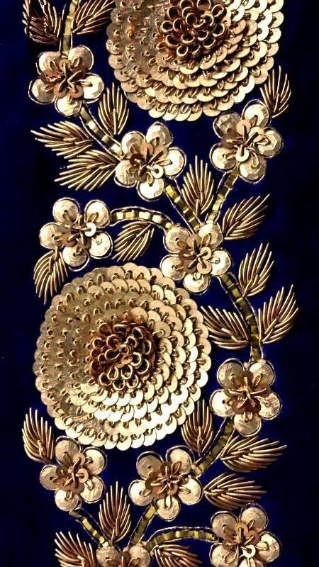 zardozi embroidery designs books - Google Search