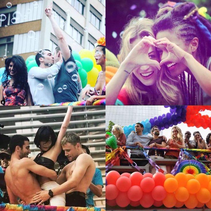 Gay Parade Sao Paulo