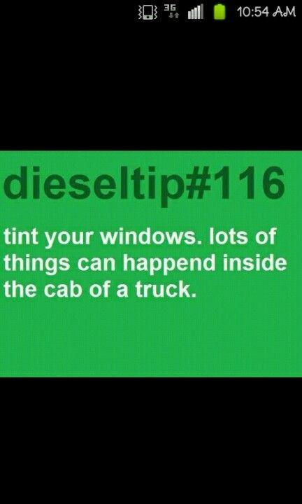 Diesel trucks ♥ if the trucks rocking