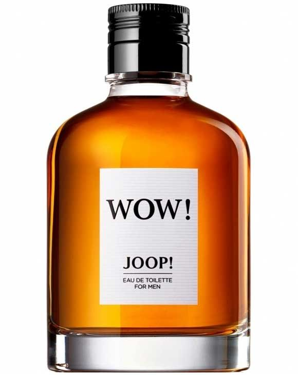 Wow! Joop! Kolonjska voda - novi parfem za muškarce 2017