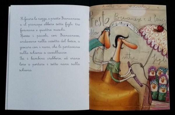 """""""Biancaneve"""" (collana """"Una Fiaba in Tasca"""", Edizioni EL, 2009) - 05"""