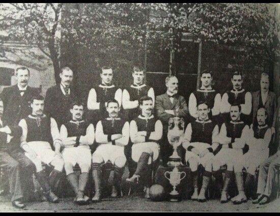 Aston Villa FA Cup winners 1897