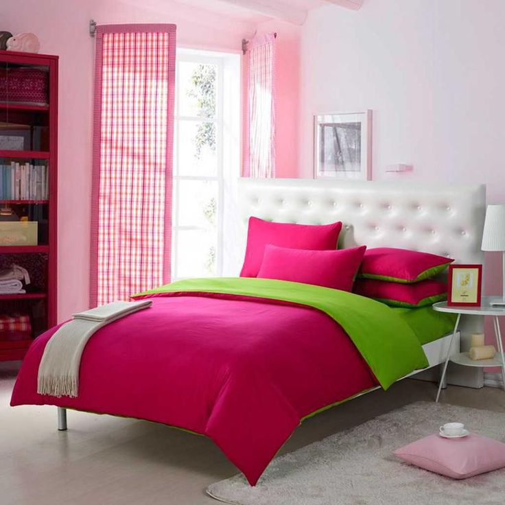 1000 Ideas About Hot Pink Bedding On Pinterest Hot Pink