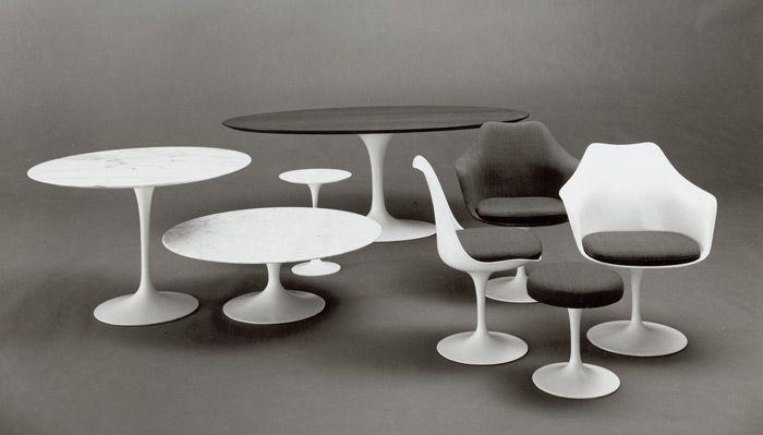 40 best images about eero saarinen on pinterest architects models and eero - Chaise saarinen knoll ...
