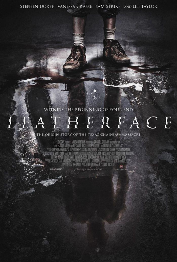 UHM - Upcoming Horror Movies | Movie | Leatherface