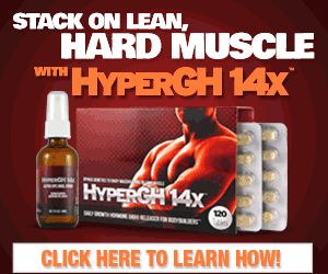 HyperGH14x Review: For Natural HGH-Induced Muscle Growth