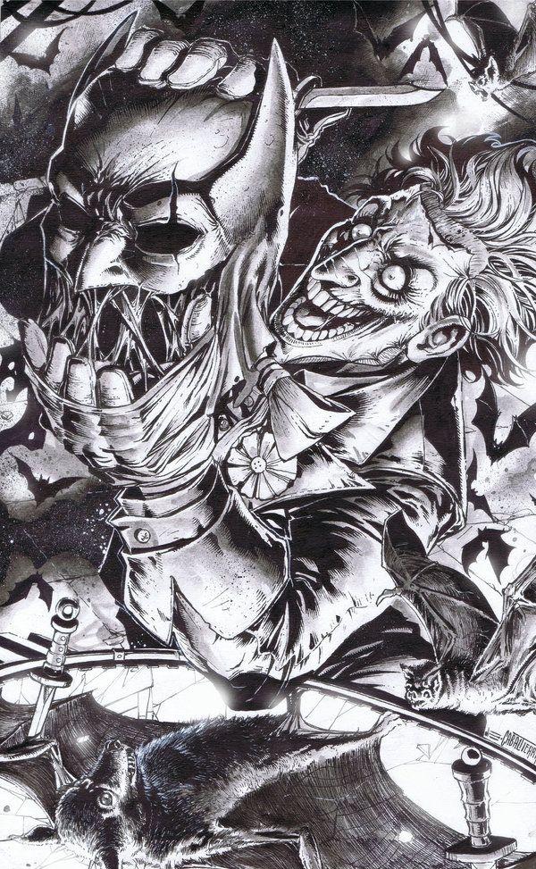 Joker by emilcabaltierradeviantart