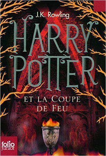 Amazon.fr - Harry Potter, IV:Harry Potter et la Coupe de Feu - J. K. Rowling, Jean-François Ménard - Livres