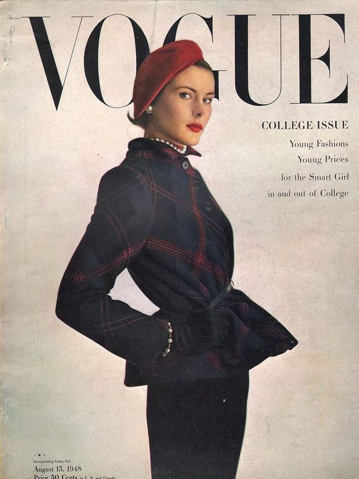 Vogue August 15 1948