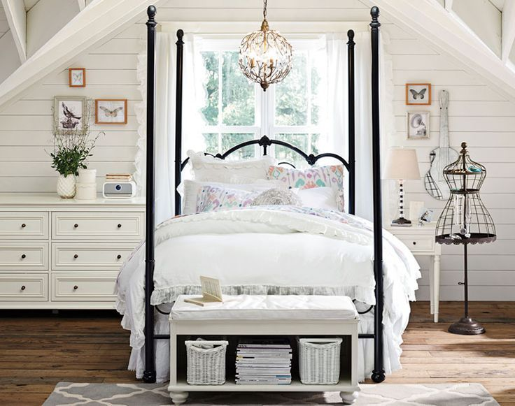 1000+ Ideas About Teen Canopy Bed On Pinterest