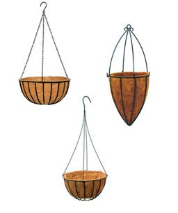 How to Build a Hanging Basket - Fine Gardening Article