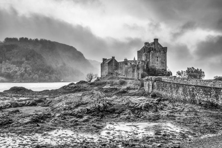 Schotse kastelen doorstaan eeuwen van weer en wind - Op reis - Opdrachten - NatGeoFoto