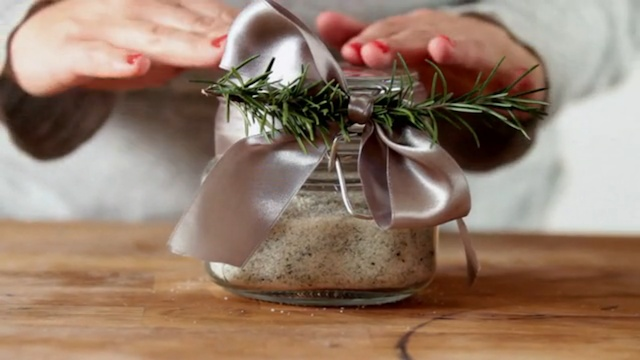 Better Than Store-Bought: Rosemary Salt