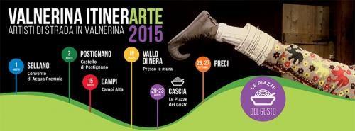 6 gli eventi nel calendario 2015 di Valnerina Itinerarte