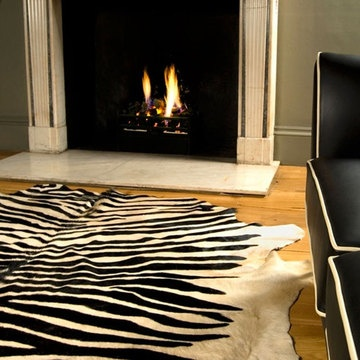 Authentic Animal Hide Accents
