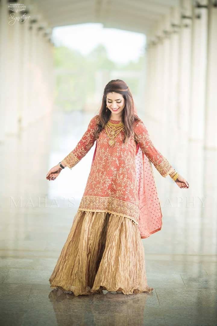 Sindhi gold bead rani haar. Pakistani wedding.