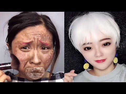 Best Viral Asian Makeup Transformations 2018 Tutorials Compilation Part25 You
