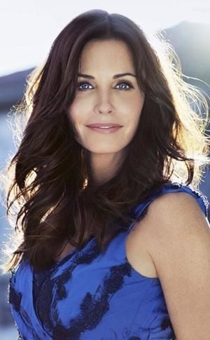 Courteney Cox is listed (or ranked) 7 on the list The Sexiest Women Over 50