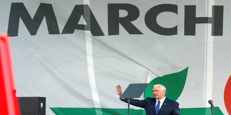 """Top News: """"USA POLITICS: Pence Fires Up Anti-Abortion Activists in Washington March"""" - http://politicoscope.com/wp-content/uploads/2017/01/Mike-Pence-USA-POLITICS.jpg - """"Life is winning again in America,"""" Vice President Mike Pence told the demonstrators on the National Mall, near where Trump was sworn in a week ago before hundreds of thousands.  on World Political News - http://politicoscope.com/2017/01/27/usa-politics-pence-fires-up-anti-abortion-activists-in-washington-marc"""