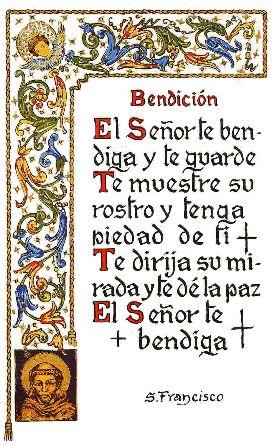 oracion de san francisco de asis hazme un instrumento de tu paz - Google Search