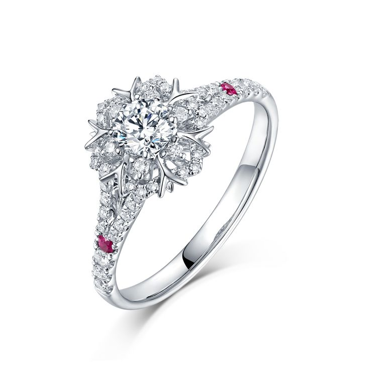 A Heart's Promise 051 - Lao Feng Xiang Jewelry Canada