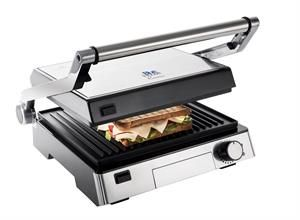 Blue House BH457SP Reverans Inox Tost Makinesi
